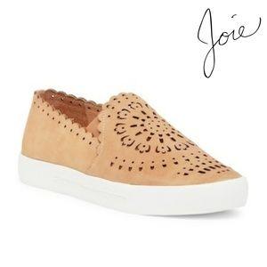 Joie Diya Laser Cut Slip-On Sneaker Sz 11